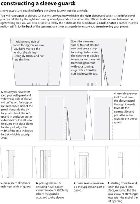 explain pattern drafting 48 best images about sewing tutorials cuffs collars