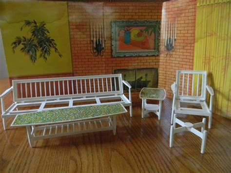 Furniture Their Backdrops 2 by Go Together Furniture Set With Backdrop 1965 I