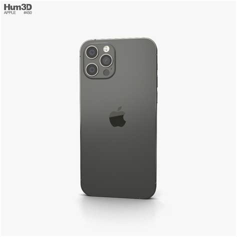 apple iphone  pro graphite  model electronics  humd