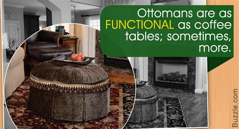 ottoman vs coffee table coffee table vs ottoman which is better for your living