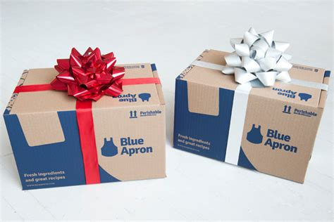 Blue Apron Gift Card - the blue apron gift guide blue apron blog
