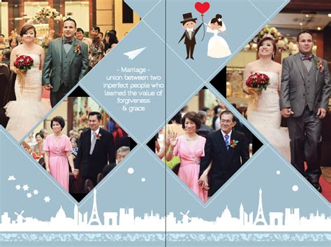 Wedding Album Design by Photo Album Design Gracona