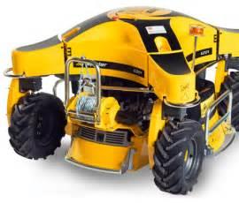 spider remote control slope mower, slope care