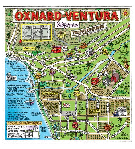 california map oxnard oxnard ventura lived in oxnard