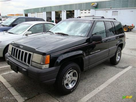 1996 black jeep grand laredo 4x4 18154430 gtcarlot car color galleries