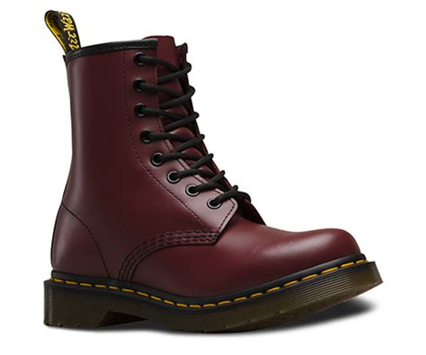 women's 1460 smooth | 1460 8 eye boots | official dr