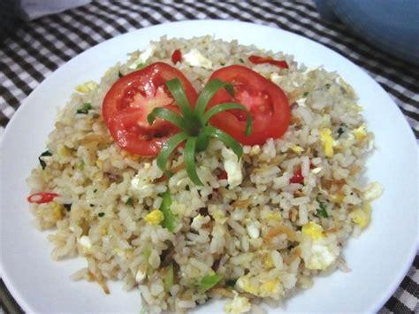 membuat nasi goreng teri medan nasi goreng teri medan dapur kosan