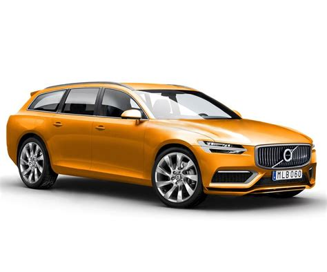 volvo v60 2018 could be a 400 hp power station wagon