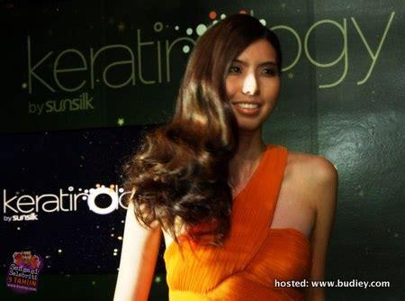 Harga Sunsilk Frizz rawatan salon rambut dengan keratinology sunsilk sensasi