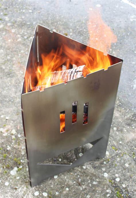 metall feuerstelle 55 besten schwedenfeuer bilder auf brennholz
