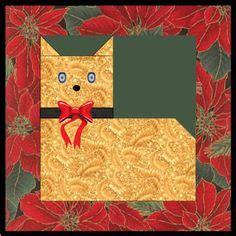 Patchwork Cat Quilt Block Patterns - 1000 images about quilts on