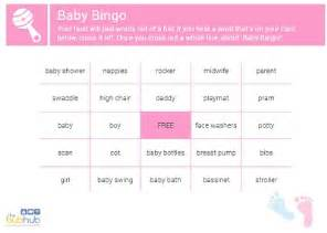 baby shower bingo free playing cards to download and