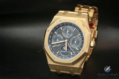Audemars Piguet will yellow gold find its way back to the wrist soon
