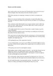 great cover letter for resume creating a great resume cover letter writefiction581 web