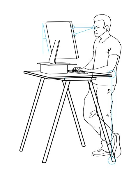 benefits of going for a standing desk solutions office