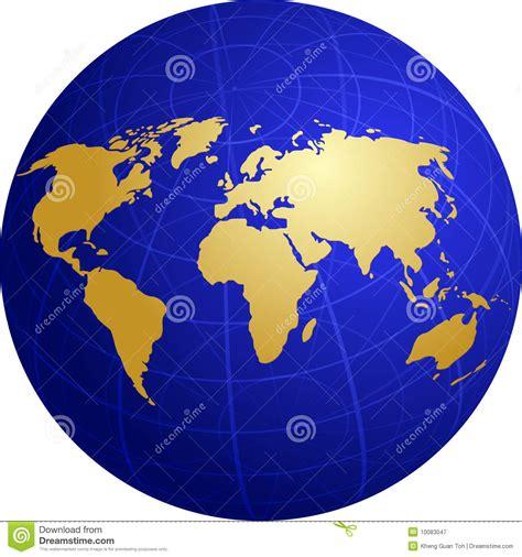map   world illustration  globe grid stock