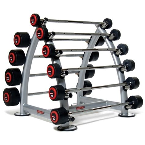 Barbel Fitness 10kg escape 10kg 45kg sbx rubber barbell set with rack