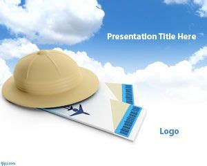 free travel powerpoint templates travel powerpoint template free powerpoint templates
