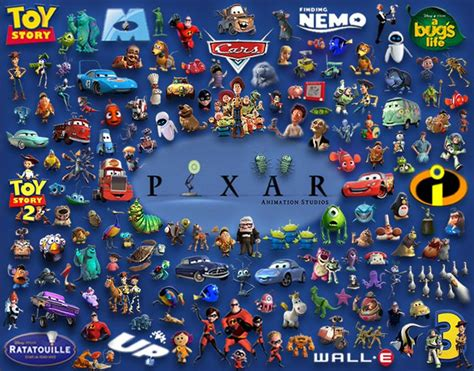 quiz film pixar find the pixar characters quiz by bigal1994