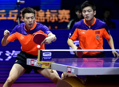 table tennis doubles all s doubles at the table tennis