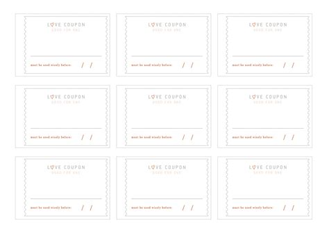 coupon book template coupons template 28 images 11 free coupon template