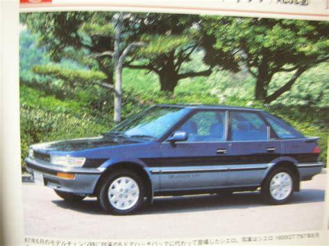 Toyota Cielo Sprinter Toyota Sprinter Cielo Photos Reviews News Specs Buy Car