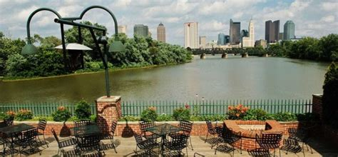 boathouse at confluence park 10 restaurants in ohio with jaw dropping views