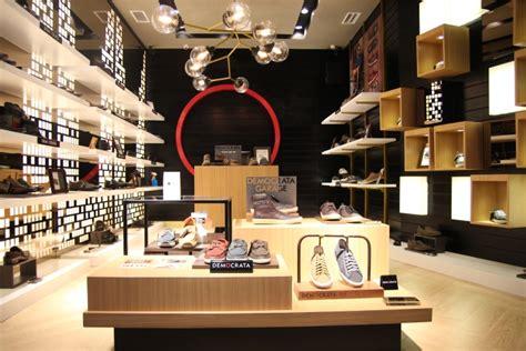 home design store jakarta retail design blog democrata shoe store at plaza