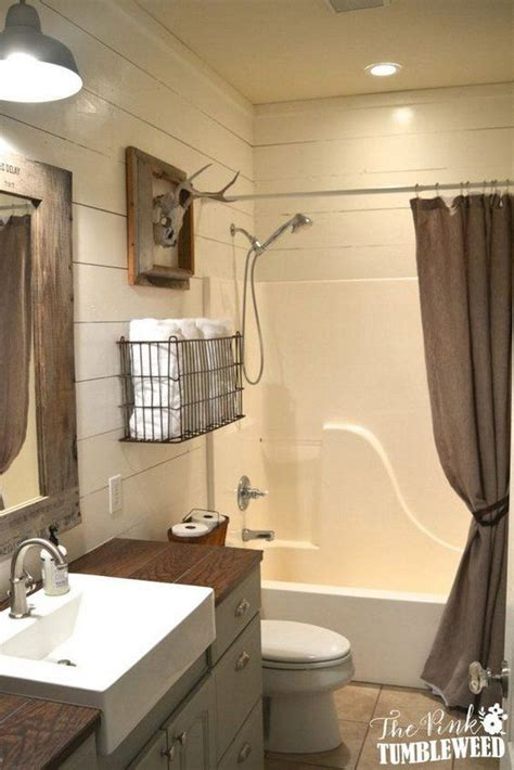 rustic farmhouse bathroom ideas rustic bathrooms toilet