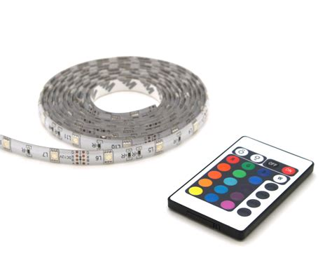 Led Strips Remote Controlled Led Light Strips