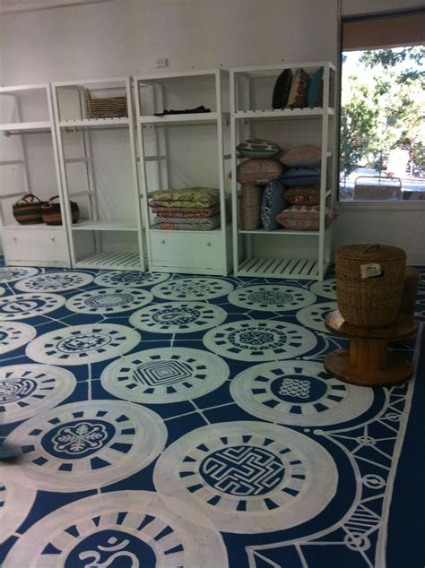 painted flooring 17 best images about cottage floor painted concrete on