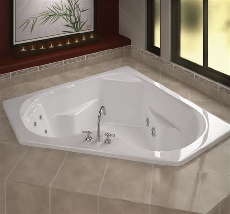corner jacuzzi bathtub corner tub bathroom designs quotes