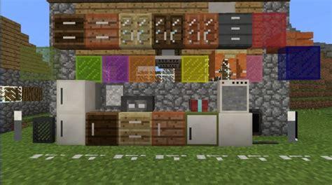 furniture mod  minecraft pe