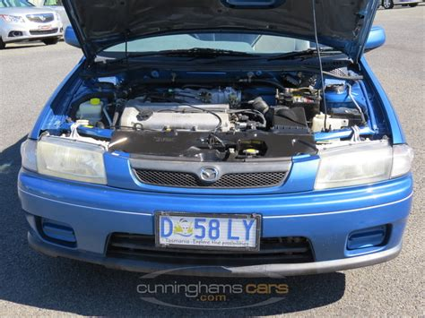 car manuals free online 1997 mazda protege transmission control 1997 mazda 323 protege sedan in launceston tas