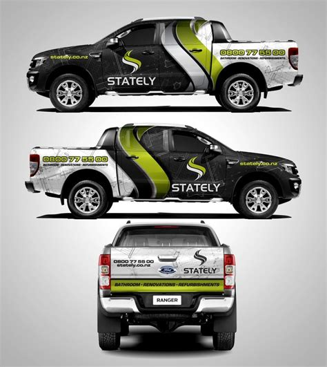 design van graphics 223 best vehicle signage wraps images on pinterest
