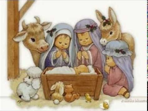 imagenes del nacimiento de jesus infantiles el portal de belen cancion navide 241 a youtube