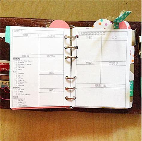 printable pocket planner inserts mswenduhh planning printable free printable inserts