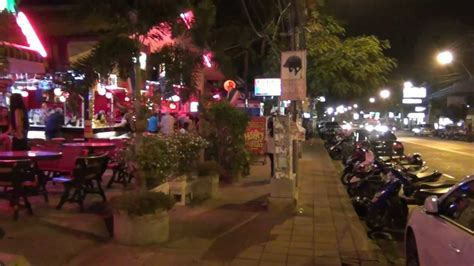 Patio Lights Ta Naklua Road Pattaya Thailand By Outside Vip