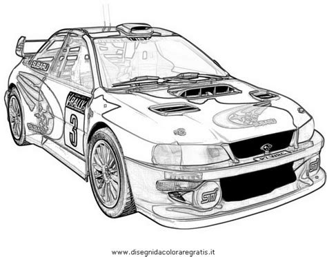 colouring pictures rally cars pin rally car colouring pa on