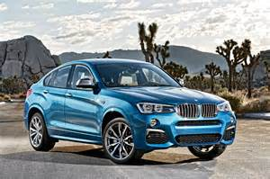 X4 Bmw 2016 Bmw X4 Receives The Quot M Quot Treatment With M40i Model