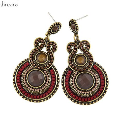 Vintage Jewelry Made New by Antique Jewelry 2016 New Fashion Dresses Bohemia