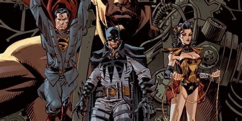new titles from dc comics fall 2014 and spring 2015 dc comics goes steunk in february with new 52 variant
