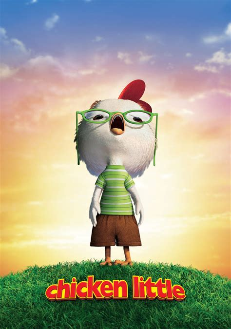 tiny small chicken little movie fanart fanart tv