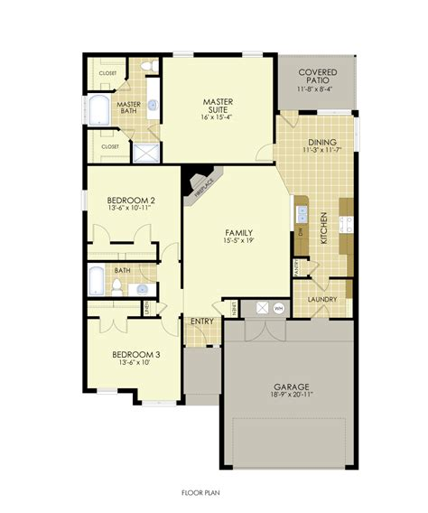 popular house plans june s most popular floor plan house made home