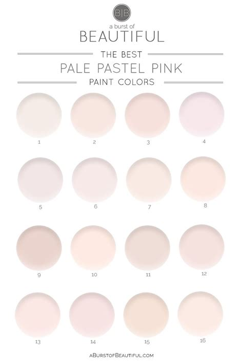 paint colors in pink best 25 pink paint colors ideas on gold