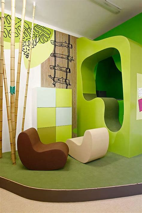interior design for kids colorful children hospital interior by dan pearlman