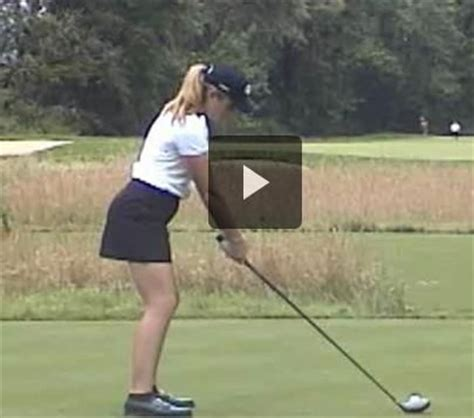 lpga golf swing 25 best ideas about paula creamer on pinterest golf