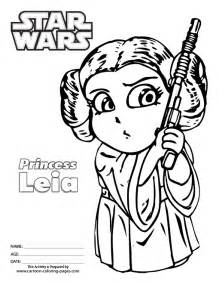 princess leia coloring pages princess leia coloring page
