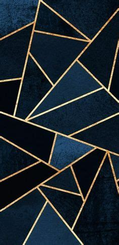 black pattern lock screen pink gold white geometric mosaic iphone phone wallpaper