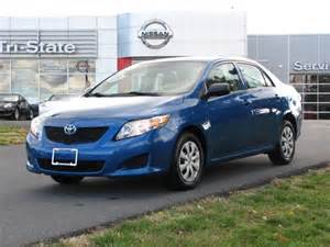Toyota Corolla Dealership Used Toyota Corolla Sale In Winchester At Tri State Nissan